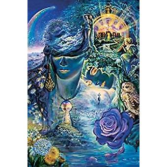 Poster - Key's to Eternity - Wall Art P9504