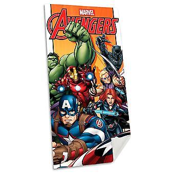 Marvel, beach Towel-Avengers