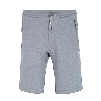 Armani Exchange Grey Marl Sweat Shorts