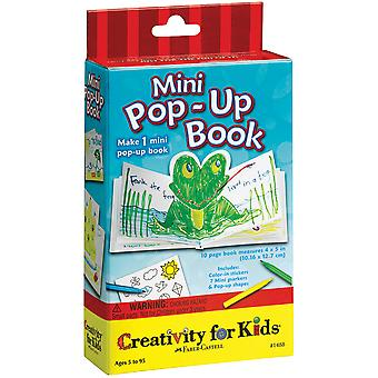 Creativity For Kids Activity Kits Mini Pop Up Book 1488Ck
