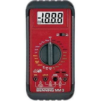Benning MM 3 Digital multimeter