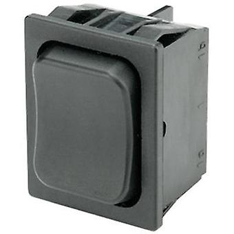 Toggle switch 250 Vac 6 A 2 x (On)/Off/(On) Marquardt 1839.1402 IP40 momentary/0/momentary 1 pc(s)