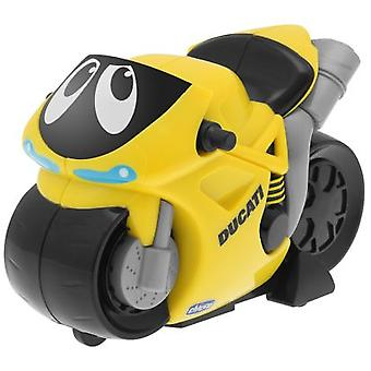 Chicco Turbo Touch Ducati Yellow (Jouets , Maternelle , Véhicules)