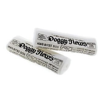 Classic For Pets Vinyl Newspaper 180mm (Dogs , Toys & Sport , In latex)