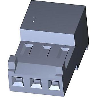 Receptacles (standard) MTA-100 Total number of pins 4 TE Connectivity 3-643815-4 1 pc(s)