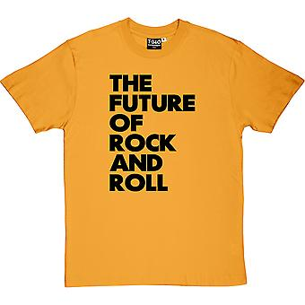 The Future of Rock and Roll Men's T-Shirt