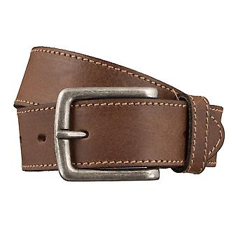 Camel active belt leather belts men's belts can be shortened Brown 2828
