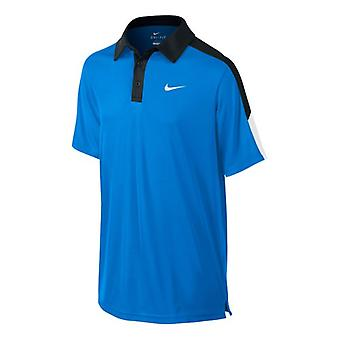 Nike Team Court Polo Boys 642071-409