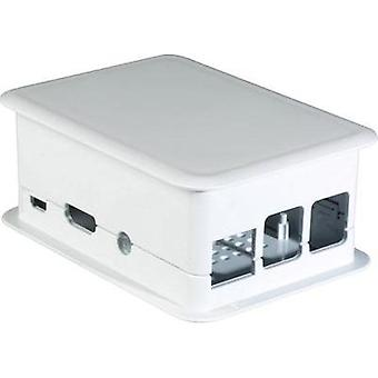 Raspberry Pi® enclosure White TEK-RPI-X3.40 Raspberry Pi®