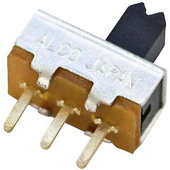 TE Connectivity 1825115-1 Slide Switch 1825115-1 1 x On/On 250 mA