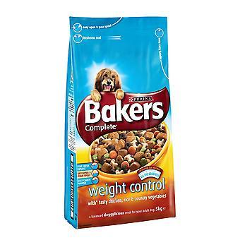 Bagere komplet vægtkontrol 5kg