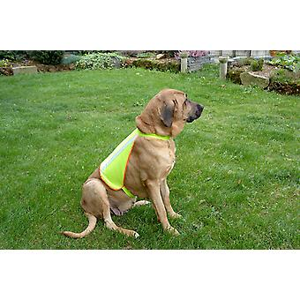 Buster Reflective Dog Vest Extra Large Over 25kg