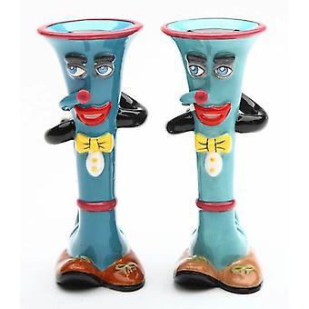 Musikalske Muse Tuba Salt og peber Shaker musik Instrument