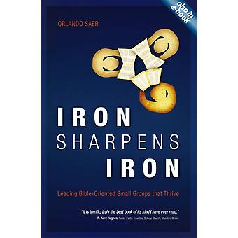 Iron Sharpens Iron: Leading Bible-Oriented Small Groups that Thrive (Paperback) by Saer Orlando