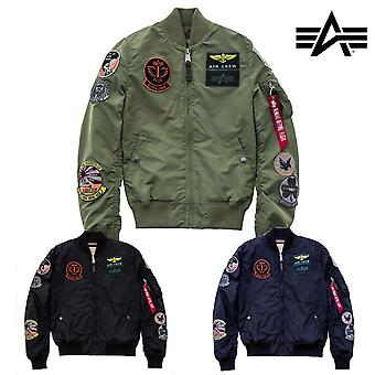 Alpha industries ladies giacca TT MA-1 patch Wmn