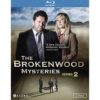 Brokenwood Mysteries: Series 2 [Blu-ray] USA import