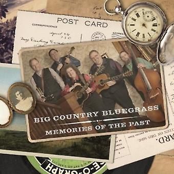 Store land Bluegrass - erindringer af tidligere [CD] USA importen