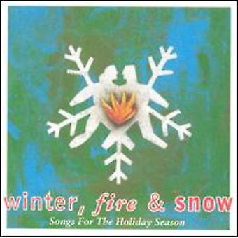 Zimowe ogień & śniegu - import USA zimowe ogień idealna śniegu [CD]