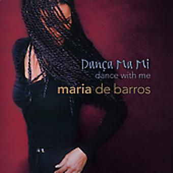 Maria De Barros - Danca Ma MI (dans med mig) [CD] USA import