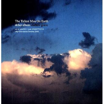 Tallest Man on Earth - Shallow Grave [Vinyl] USA import