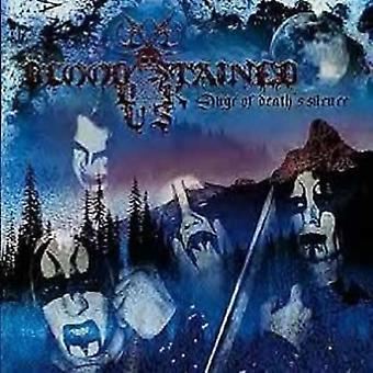 Blood Stained Dusk - Dirge of Death's Silence [CD] USA import