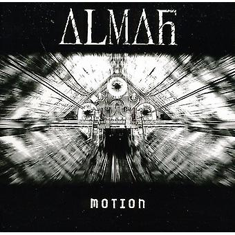 Almah - Motion [CD] USA import