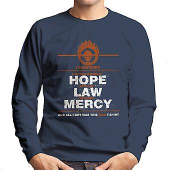 Alt jeg fik var gal Tee Shirt Mad Max raseri Road mænds Sweatshirt