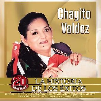 Chayito Valdez - La Historia De Los E [CD] USA import