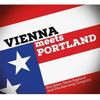 Vienna opfylder Portland - Wien opfylder Portland [CD] USA import