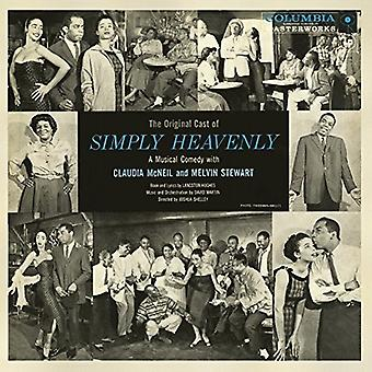 Various / Original Broadway Cast of Simply - Simply Heavenly [CD] USA import