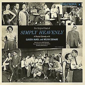 Forskellige / originale Broadway støbt af simpelthen - simpelthen himmelsk [CD] USA import