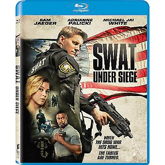 S.W.a.T.: Under Siege [Blu-ray] USA import