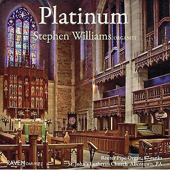 Bach/Franck/Vierne/Williams - Platinum [CD] USA import