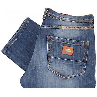 Iceberg 5 Pocket Mid Wash Jeans