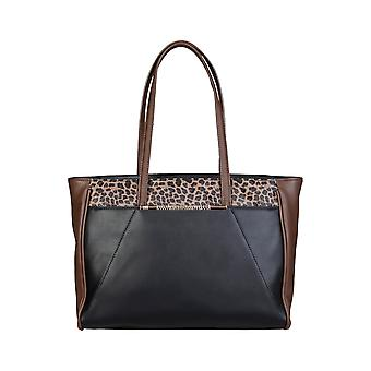 Cavalli Shopping bags Women Black