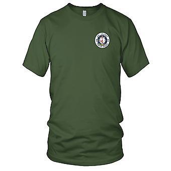 US Navy DD-730 USS Collett gestickt Patch - Kinder T Shirt
