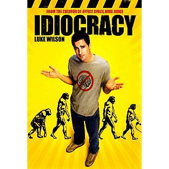 Idiocracy Movie Poster (27 x 40)