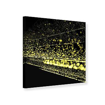 Canvas Print Abstract Lights