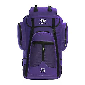 Slimbridge Knott litro 80 XL jansport mochila, púrpura