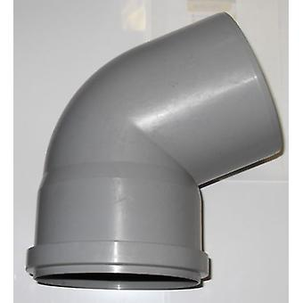 Push-fit afval hulpstukken - Bend - 67 graden - 40mm Diameter