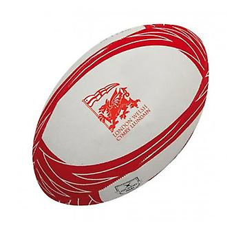 GILBERT London Welsh Supporter Rugby Ball
