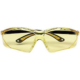 Draper 12062 Expert Anti-Mist Yellow Safety Spectacles with UV Protection