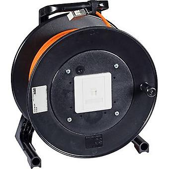 RJ45 Networks Cable reel CAT 6 S/FTP 90 m