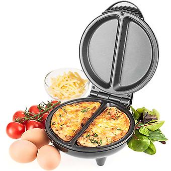 Electric Omelette Maker - Black