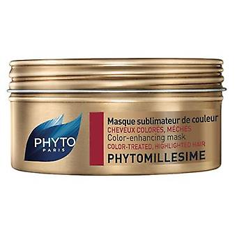 Phyto Protective Mask For Colored And Highlighted Hair 200 ml (Hair care , Hair masks)
