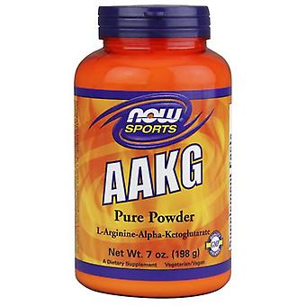 Now Foods Aakg 4200Mg Powder 198 gr (Sport , Muscle mass , Pre-training)