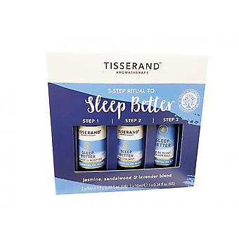 Tisserand Sleep Better 3 Step Ritual