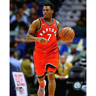 Kyle Lowry 2017-18 Aktion Fotodruck