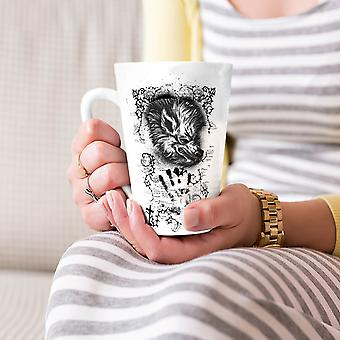 Beast Devil Wolf Horror NEW White Tea Coffee Ceramic Latte Mug 17 oz | Wellcoda