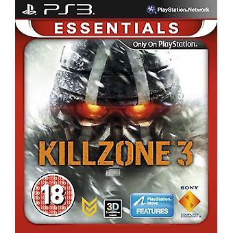 Killzone 3 PlayStation 3 Essentials (PS3)